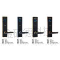 郑州市公寓刷卡感应锁, 洛阳市酒店锁宾馆刷卡锁,IC卡门锁 ,静态功耗≥10UAW