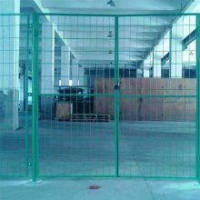 监狱隔离网 波形防护栏 铝艺护栏
