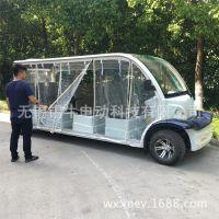 供应四轮电动观光车配件,电动巡逻车高尔夫车雨帘透明卷帘车衣罩