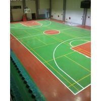 供应硅PU篮球场施工单位、5毫米硅PU弹性地面 世名体育