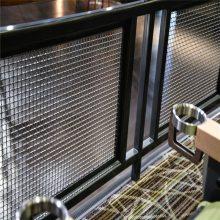 不锈钢织丝网 轧花网厂家 假山钢丝网