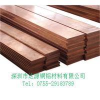 T1高纯度红铜排 深圳高导电紫铜排达源报价