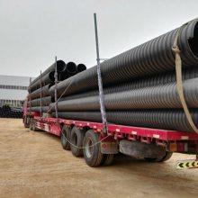 钢带增强排污管适应范围