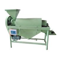 粮食抛光机谷物抛光机 粮食去霉提亮抛光设备 1-10吨粮食清理机械