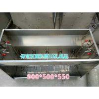 双面料槽不锈钢自动食槽保育猪食槽