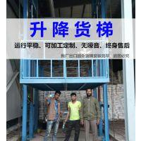 白银液压导轨式升降机原理 工厂升降货梯 非标定制济南姚记娱乐APP