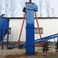 [都用]PVC颗粒提升机 垂直式砂石提升机 斗式上料机生产厂家