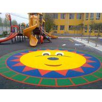 专业供应北京朝阳区施工环保型幼儿园,儿童乐园epdm塑胶地面工程,健身步道