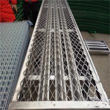 金属扩张网规格 外墙金属扩张网 普通钢板网