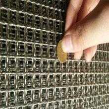 不锈钢轧花网编织网 重型轧花网厂家 成品钢丝网