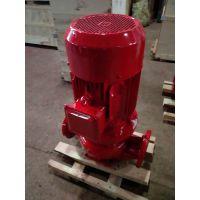 立式喷淋泵流量XBD9.0/70G-L配控制柜(带CCC认证AB签)。