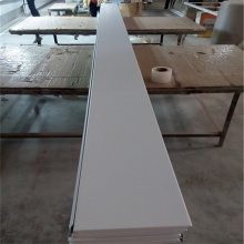 办公室平面铝扣板 湖北工装吊顶铝天花板 德普龙供应