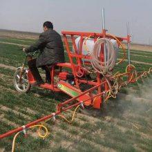 玉米高粱去虫打药机 三轮自走式打药机 麦田菜地杀虫喷药机