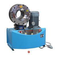 英雄聯盟下注網站新型膠管扣壓機,湖南高壓膠管縮頭機廠家直銷