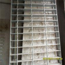 镀锌钢格栅规格 长春钢格板 高速公路沟盖板
