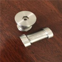 耀荣 201/304/316不锈钢广告钉M6/8/10非标螺丝订做加工圆形螺栓批发