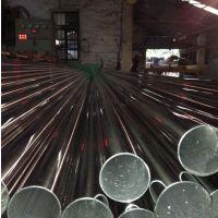 304抛光不锈钢管 镜面不锈钢方管 五金制品用管