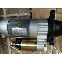 潍坊潍柴柴油机发动机原厂配件K4100 ZH4102R4105R4108马达起动机