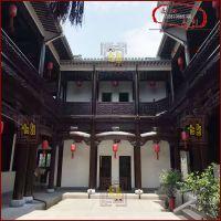中式、古建筑、四合院室实木定制内外装修设计与施工