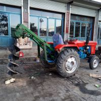 厂家热销悬挂式电线杆打眼机_大直径树苗挖窝机