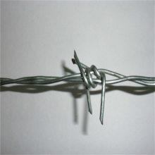 钢丝刺网 铁刺绳 蛇腹型刀片刺绳