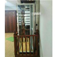 济南伟晨SJD0.3—6天津家用电梯、6米二层别墅电梯、轿厢全封闭式升降梯,液压升降台