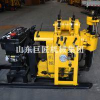 华夏巨匠HZ-200Y深孔打井机钻井机械设备地表钻机液压钻进