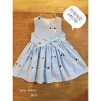 新款连衣裙童 时尚 品牌折扣店货源 一手货源走份批发