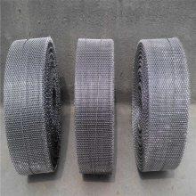 不锈钢轧花网片 煤矿石矿筛网 中国钢丝网