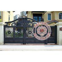 重磅推荐新款别墅庭院门,订制欧式大门,铝合金别墅门