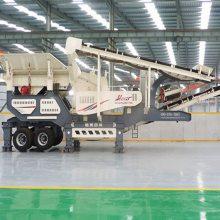 湖北动建筑垃圾处理设备 恒美百特大型破碎机厂家