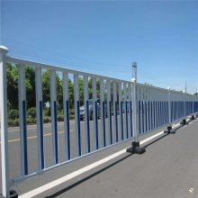 北京市政道路隔离栏 交通护栏厂家直销 道路防护栏
