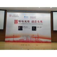 上海背景板搭建 活动桁架租赁 舞台音响租赁 优质桁架制作