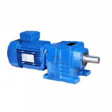 沃旗蜗轮蜗杆减速机电机CWS125-40-BM200液压马达