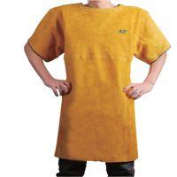友盟AP-6102 氩弧焊工作服 牛皮电焊防护服 反穿衣围裙隔热服