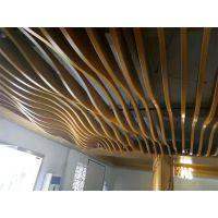定制铝板无缝焊接各种规格尺寸波浪形铝方通