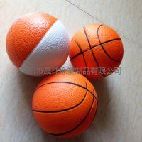 深圳PU发泡厂家 PU篮球 63mm篮球 70mmPU篮球 来图来样定制