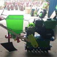 热卖手推式耘耕播种机 使用广施肥播种机 多功能气死牛耘播机