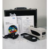3nh三恩时NH300电脑色差仪塑胶油漆涂料印刷测色配色仪器