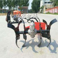 两冲程除草机价格 便携式汽油松土机 热销果园松土割草机