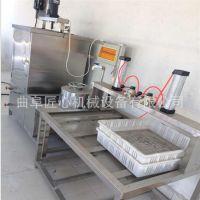 河南豆腐机 卤水石膏豆腐成型机 豆制品加工设备