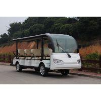 供应海南卓越品牌型号为G1S14 十四座观光电瓶车,交流系统,爬坡能力强