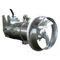 潜水搅拌机 QJB型号 碳化钨材质 潜水推流器 沃利克厂家