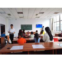 书法教室在南京成功安装,学生不用辛苦在黑板上描了