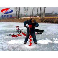 冬季冰上打孔挖坑机 好启动手持式挖坑机厂家直销
