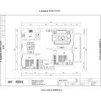 烟台鸿图装饰——12万打造紫薇台110平米清新美式风格