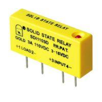 【卧式AC SSR单相固态继电器】过零导通型SAP4890D 江苏固特厂家自行研发生产