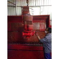 XBD1.6/39.7-125-125A石家庄无互压给水设喷淋泵 消火栓泵 稳压泵 消防泵