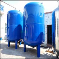 虎门镇碳钢压力大型污水过滤设备广旗石英砂过滤器规格齐全