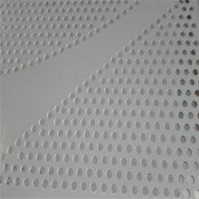 圆孔钢板 设备防护罩 冲孔钢板